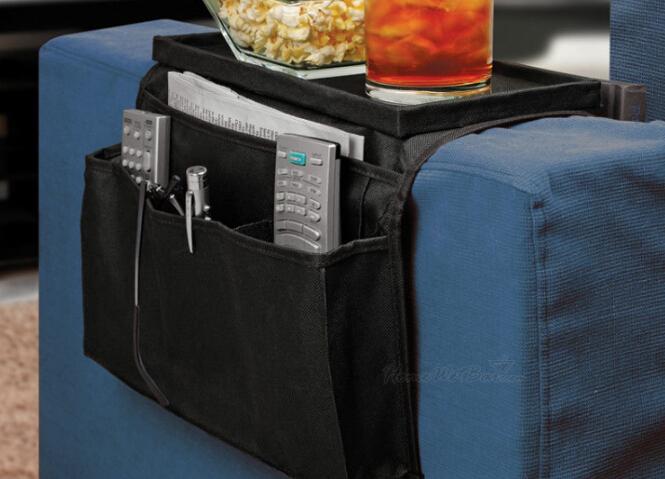 Sofa Tasche Becherhalter