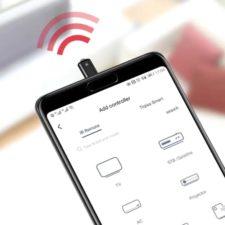 Baseus Infrarot Fernbedienung an Smartphone