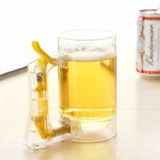 Bierkrug Schaummacher