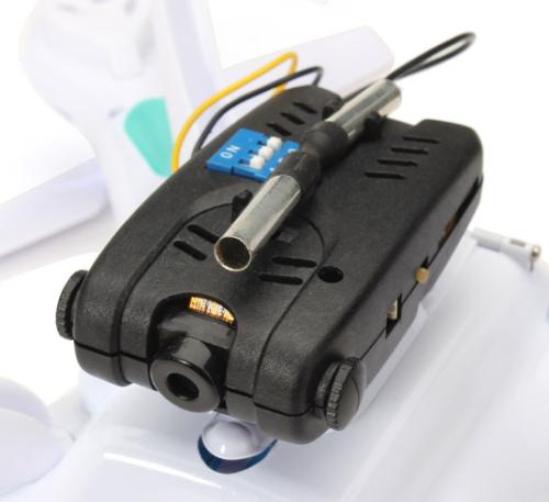 2MP/750p Kamera mit externer Stromversorgung