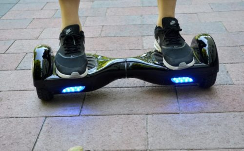 Hoverboard ;) – Self-Balancing Electric Scooter ab 259,08€
