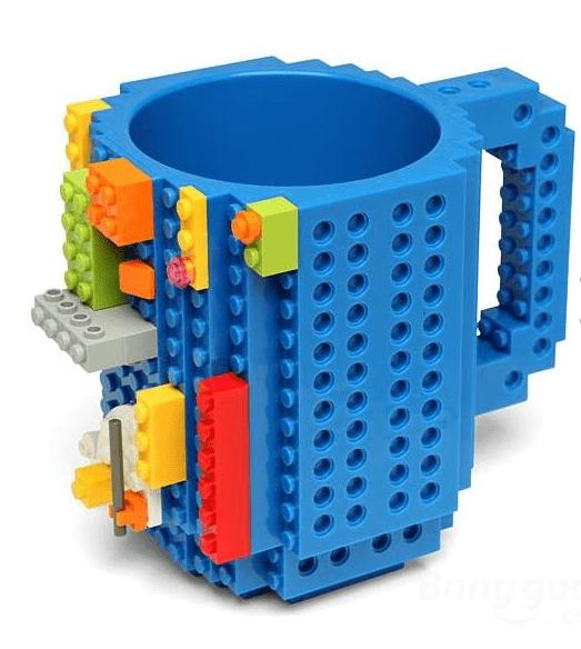 Bauklötzchen-Tasse