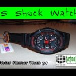 Digtale Multifunktions-Uhr – Skmei S-SHOCK ab 7,17€