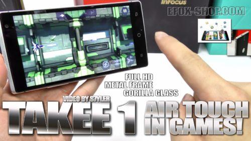 Hologramm Handy! – Takee1 ab 102,33€