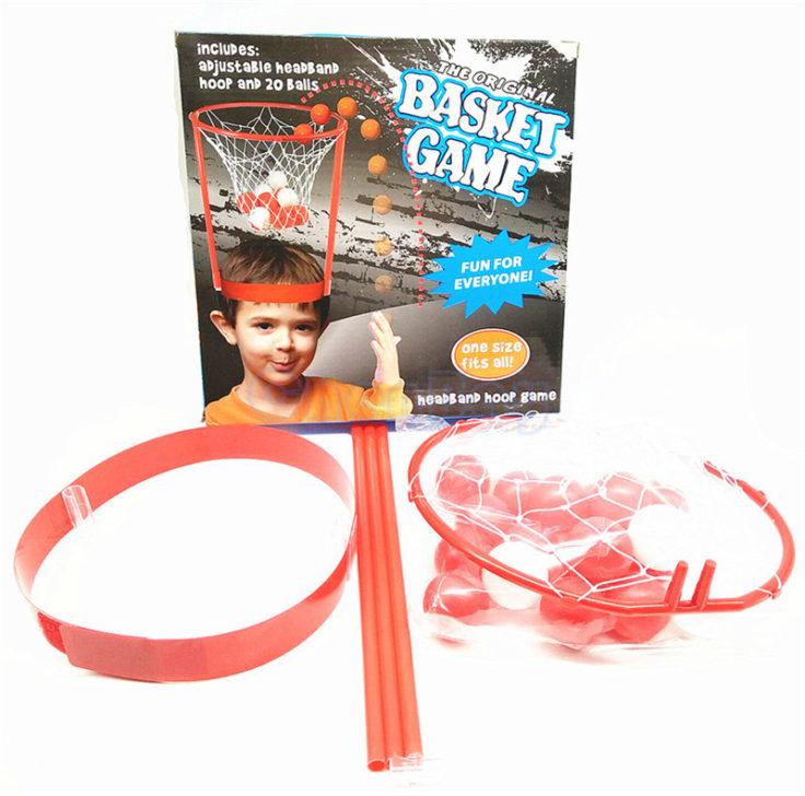 Basketball Spiel Lieferumfang