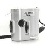 Pocket Microscope 60x