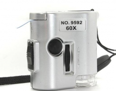 Pocket Microscope 60x