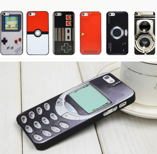 iphone retro cases