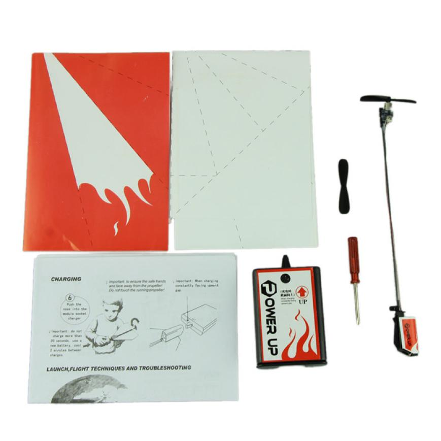 pimp my papierflieger elektromotor power up f r 5 32. Black Bedroom Furniture Sets. Home Design Ideas