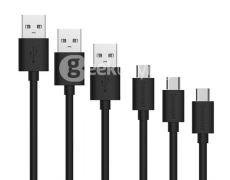 usb quick charge 6 set