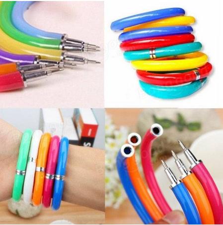 Kugelschreiberarmband