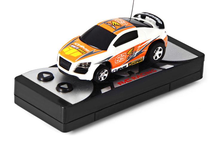 Mini RC Auto Dose Fernsteuerung