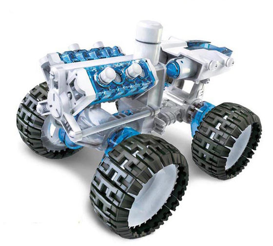 Salzwasser Monstertruck