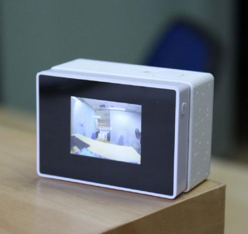 Xiaomi Yi Display