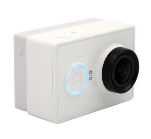 Xiaomi Yi Display Cam Front