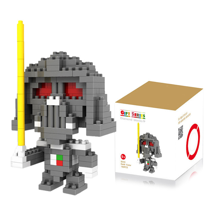 Darth Vader Bausteine