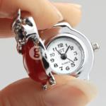 Uhrenring mit Eulenmotiv ab 2,33€