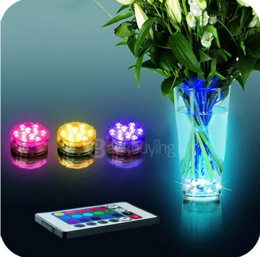 led-vase