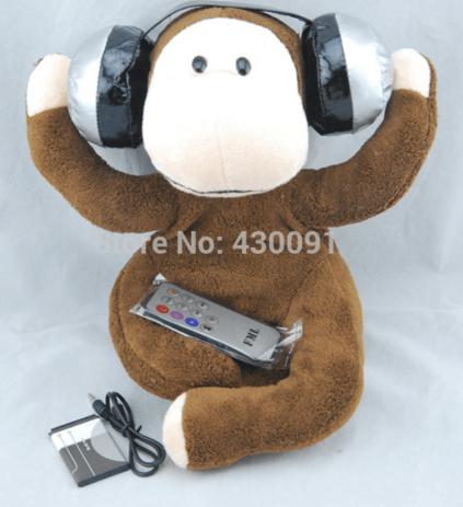 monkeyspeaker