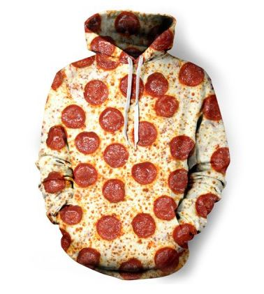 Pizza Pullover