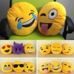 Whatsapp Emoticon Kissen