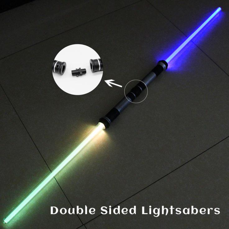 Lichtschwert verbinden