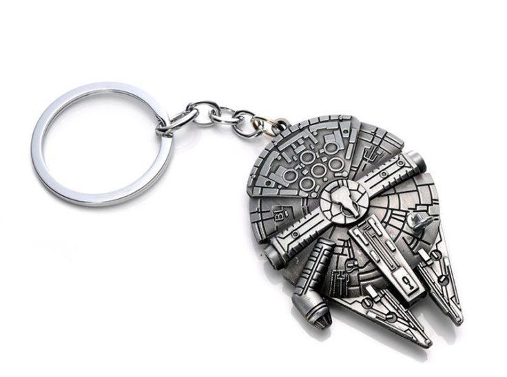 Millenium Falcon Schlüsselanhänger