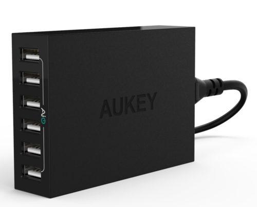 aukey 6port
