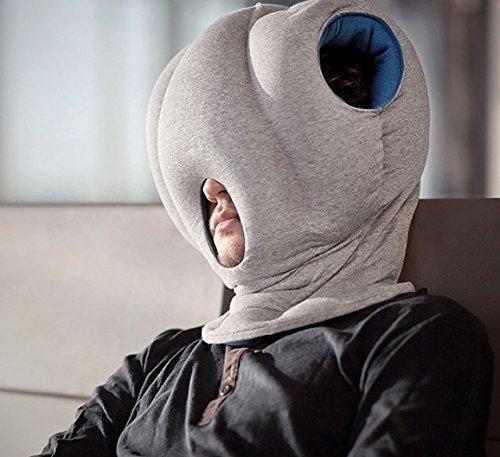 das ostrich kissen in 3 verschiedenen ausf hrungen. Black Bedroom Furniture Sets. Home Design Ideas