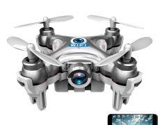 Im Test: Cheerson CX-10W Mini Quadcopter mit Smartphone-Steuerung ab 20,32€