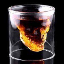 Totenkopf Shotglas