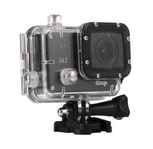 gitup git2 2k action cam mit 16 megapixel im test. Black Bedroom Furniture Sets. Home Design Ideas