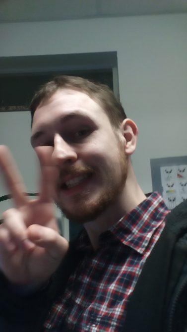 Selfie mit Hold K3