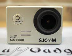 Die SJCAM SJ5000X (Elite) für 97€