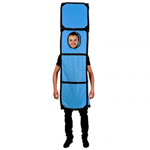 Tetris blau