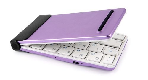 faltbare Tastatur