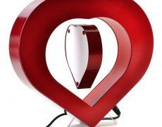 Schwebendes Herz Bilderrahmen