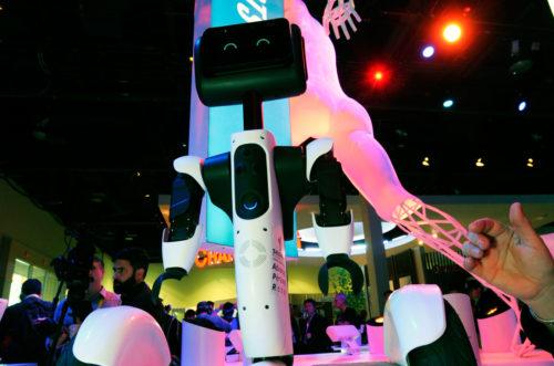 ninebot robot