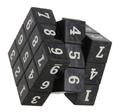 zahlen Cube