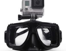 Actioncam Taucherbrille