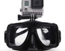 Actioncam Taucherbrille