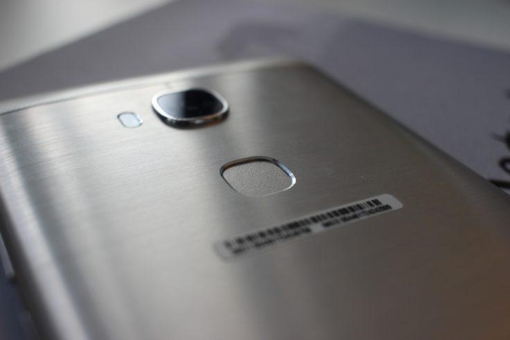 Honor 5X Smartphone Kamera Fingerabdrucksensor