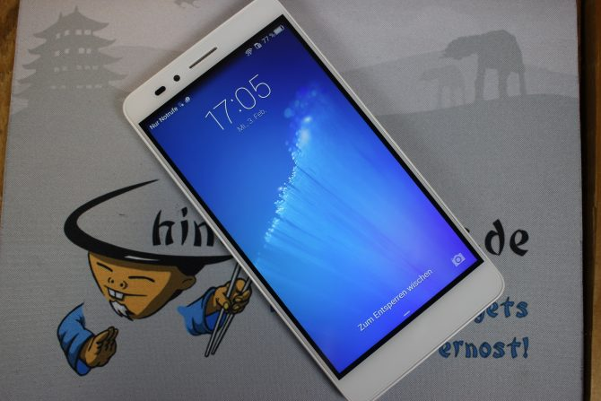 Honor 5X Smartphone Display