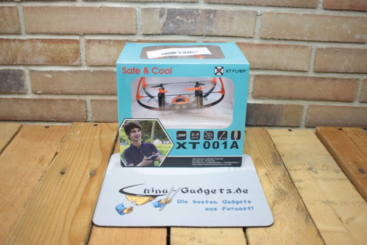 Arshiner XT001A Quadrocopter