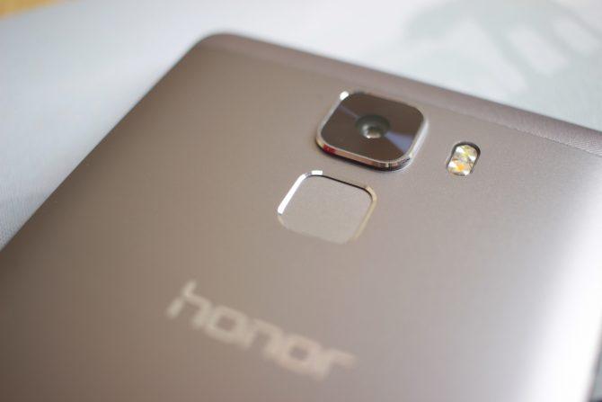 Honor 7 Fingerabdrucksensor & Kamera