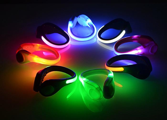 LED Clips Sportschuhe Jogging
