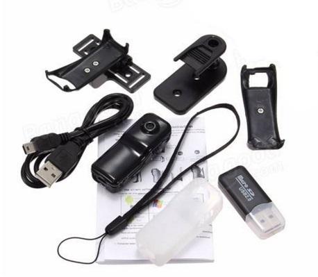 MD81 Spycam Zubehör