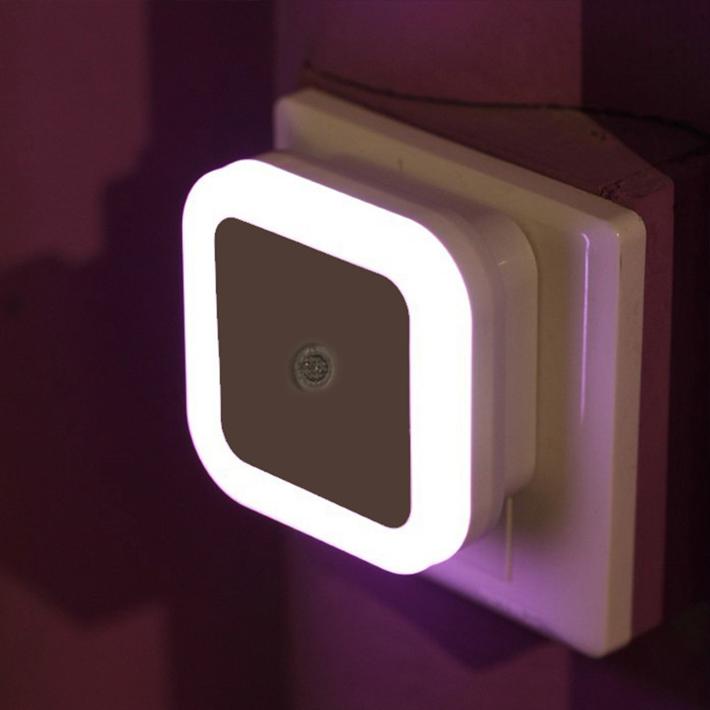 led nachtlicht f r die steckdose f r 2 80. Black Bedroom Furniture Sets. Home Design Ideas