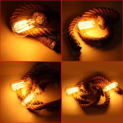 Seil Lampe 2