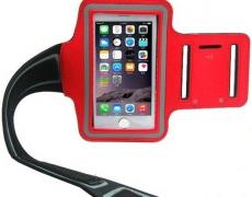 smartphone arm tasche